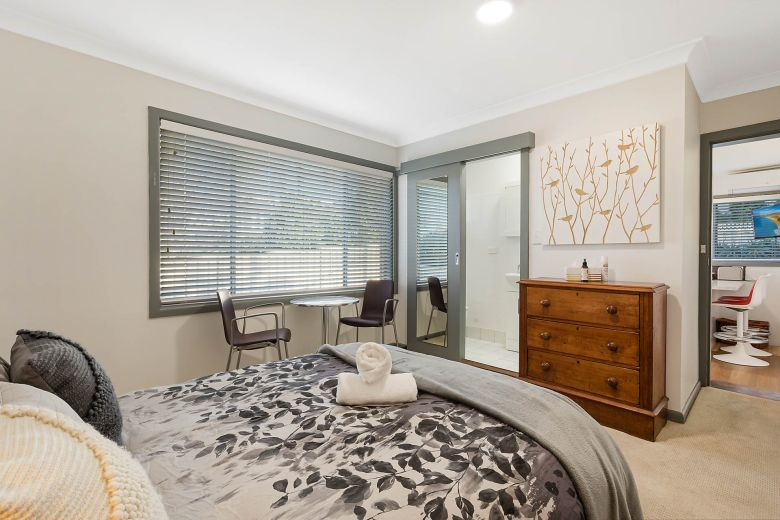 Couples Retreat Bedroom and Ensuite