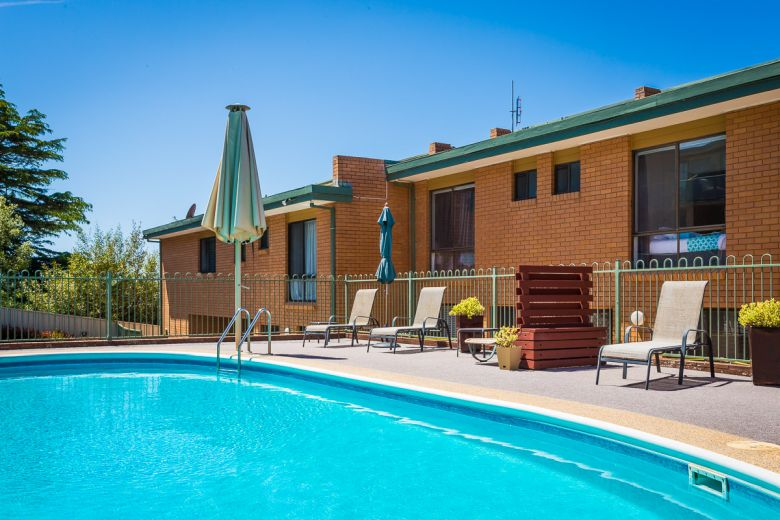 Panoramic Townhouses Deluxe Pool
