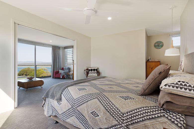Sea Change at Tasman Bedroom