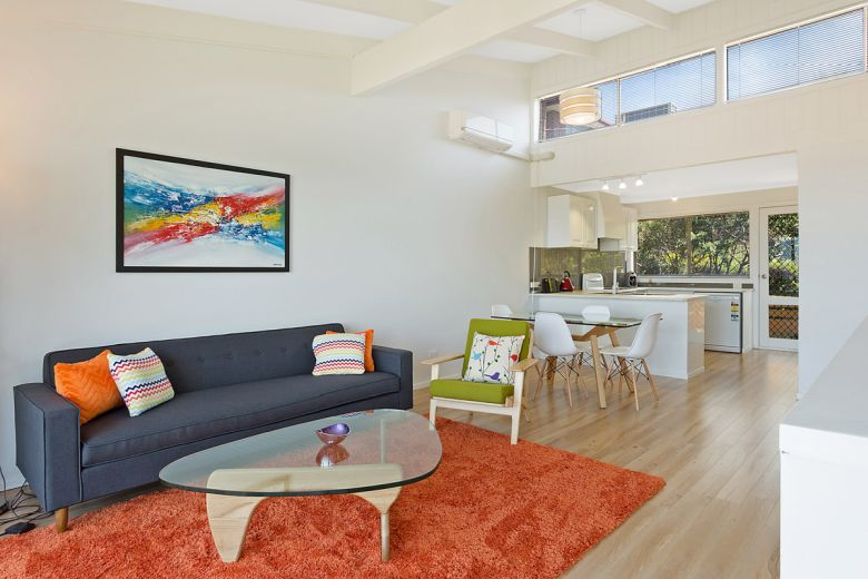 Panoramic Townhouses Deluxe Living Space