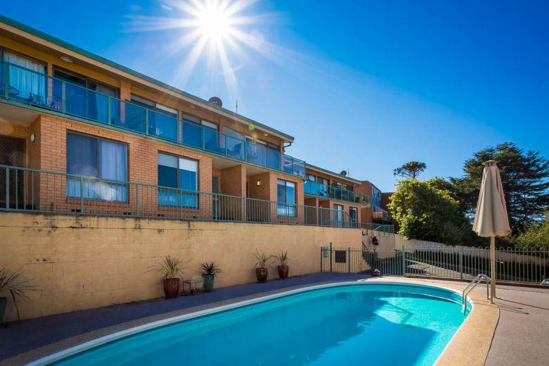 Panoramic Townhouses Standard Pool