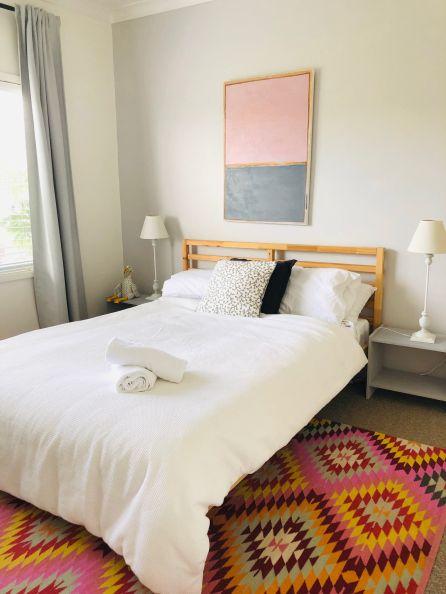Sapphire Cottage Bedroom